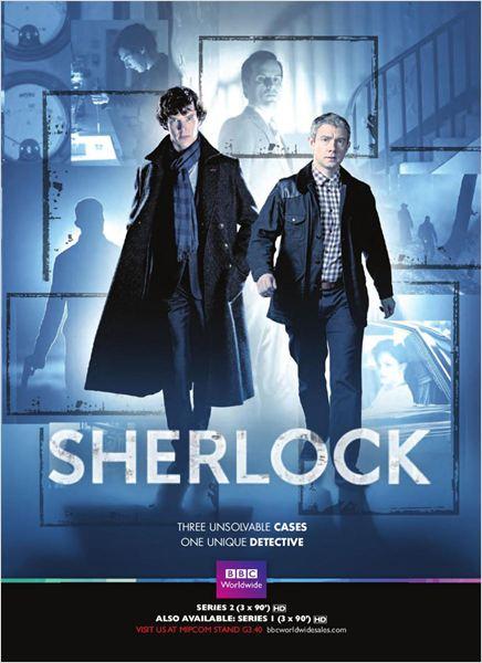 Sherlock Holmes Staffel 1